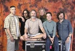 PREPARE FOR A JOURNEY :  Grateful Dead cofounder Bob Weir and his band RatDog will take listeners on a mystical trip when they perform at the Pozo Saloon on Sept. 6. - PHOTO COURTESY OF BOB WEIR AND RATDOG