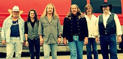 THE '70S ARE BACK:  The Marshall Tucker Band (pictured), Canned Heat, and Commander Cody and His Modern Day Airmen will be headed to Pozo Saloon on Sept. 6 for the venue's annual Labor Day Boogie. - PHOTO COURTESY OF MARSHALL TUCKER BAND