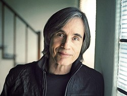 DOCTOR MY EYES!:  Iconic singer-songwriter Jackson Browne plays Vina Robles Amphitheatre on Aug. 8. - PHOTO COURTESY OF JACKSON BROWNE