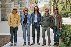 PLAYING THE BEAV! :  Dawes and their '70s-style folk rock sounds headlines the first day of the two-day Beaverstock festival, Sept. 19 and 20, at Castoro Cellars. - PHOTO COURTESY OF DAWES