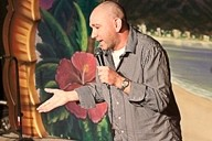 A STAND-UP GUY :  Eric Shantz hopes to make San Luis Obispo a haven for world-class comedy. - PHOTO COURTESY OF ERIC SHANTZ