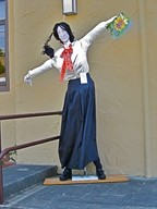 IMAGE COURTESY OF THE SCARECROWS & HARVEST FESTIVAL