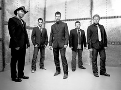 CLASSY COUNTRY :  Country music stars Emerson Drive play the debut concert on Feb. 26 at the Ranch in San Miguel. - PHOTO COURTESY OF EMERSON DRIVE