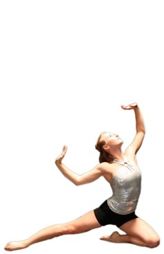 SPARKLE MOTION :  Infusion incorporates the talents of guest choreographers Dana Lossing, Jackie Lee, and Drew Silvaggio. Pictured is dancer Chloe Rucker. - PHOTO BY MICHELLE EPPERHEIMER