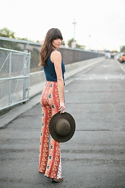 FULL BLUHM:  Nicki Bluhm and the Gramblers bring their sunny, breezy rock to SLO Brew on Sept. 12. - PHOTO COURTESY OF NICKI BLUHM