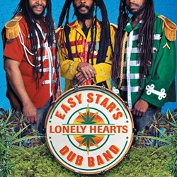 EASY DOES IT :  Reggae meets Sgt. Pepper's Lonely Hearts Club Band when the Easy Star All-Stars hit Downtown Brew on June 17. - PHOTO COURTESY OF EASY STAR ALL-STARS