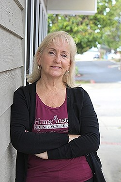 REACHING OUT:  Carol Rose is the co-owner of the Grover Beach-based franchise of Home Instead Senior Care. The company is the world's largest in-home elderly care provider and recently launched a program that offers local businesses free training to make them more Alzheimer's friendly. - PHOTO COURTESY OF HOME INSTEAD SENIOR CARE