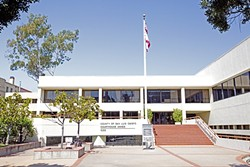 CASE CLOSED?:  The SLO County District Attorney's Office reviewed at least 12 cases in the wake of perjury allegations against one of its own investigators. Two of those cases were dismissed. - FILE PHOTO