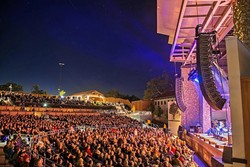 STRINGS AT SUNSET :  String Theory and DJ violinist SPAGS will kick off this year's Sunset SAVOR the Central Coast with an interactive concert on Thursday, Sept. 24, at Vina Robles Amphitheatre. - PHOTO COURTESY OF VISIT SLO