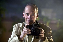 ALLITERATION :  Among his other acting gigs and appearances, John Waters starred as Pete Peters in the 2004 flick Seed of Chucky. - PHOTOS COURTESY OF MOVIEWEB.COM