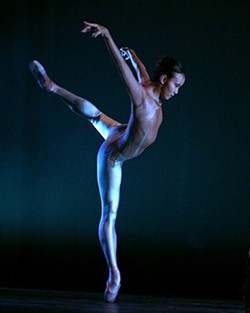 AMERICAN BALLET THEATRE II :  Even if you've never attended a dance performance in your entire life, there's a good chance that you've at least heard of American Ballet Theatre. For this particular performance, the company's protÈgÈs—miniature ballerinas that plie and twir - PHOTO COURTESY OF AMERICAN BALLET THEATRE II