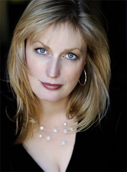SHE'S A DOOZY :  Vocalist Donna Deussen performs two shows with the Mike Raynor Group on Feb. 20 at the Inn at Morro Bay. - PHOTO COURTESY OF DONNA DEUSSEN
