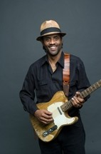 AWARD WINNER! :  Swamp blues artist Kenny Neal—who recently won the 2008 Jus Blues Junior Wells Harp Award—plays Jan. 24 at the SLO Vets Hall for the next SLO Blues Society concert. - PHOTO COURTESY OF KENNY NEAL