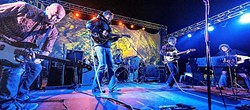 HEY MOM!:  The Mother Hips are ready to unleash their groovy sounds at El Chorro Regional Park this weekend. - © DAVID HAMMOND BROWN; PHOTO COURTESY OF TYLER MASON/HARVESTMOON INC.