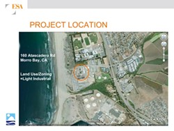 WASTED? :  Local officials are preparing for their next steps after word came down that the California Coastal Commission is likely to officially deny the current joint Morro Bay/Cayucos Sanitation District Wastewater Treatment Plant at its next meeting, set for Aug. 9. - PHOTO COURTESY OF MORRO BAY