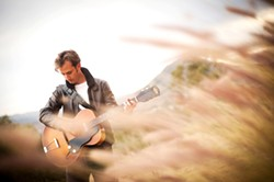 COME ALL YE FAITHFUL :  Jody Mulgrew will present album release concerts for his fan-funded, NTMA-winning new album Rocket Ship on Nov. 18 and 19 at Steynberg. - PHOTO BY BRITTANY APP