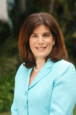 LONE WOLF :  Santa Barbara County 2nd District Supervisor Janet Wolf is the sole nominee from Santa Barbara County for the South Central Coast Regional seat on the California Coastal Commission. Wolf was also endorsed by Ventura County. - PHOTO BY PHILIP CHANNING