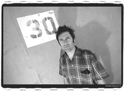 LAGWAGON LEADER :  Joey Cape, lead singer-songwriter for Lagwagon, plays a solo set on Feb. 12 at Downtown Brew. - PHOTO COURTESY OF JOEY CAPE
