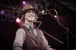 WAY WITH WORDS :  Todd Snider brings his hilarious narrative country songs to SLO Brew on May 9. - PHOTO COURTESY OF TODD SNIDER