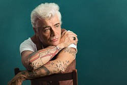 "THE INDEPENDENT :  Longtime ""country"" artist Dale Watson calls his music ""Ameripolitan,"" but we call it just plain good. See him Oct. 2 at SLO Brew. - PHOTO BY SARAH WILSON"