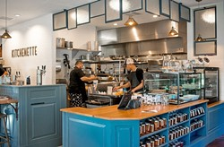 KITCHEN'S WHERE THE HEART IS:  Kitchenette brings fresh, local ingredients and order-at-the-counter convenience together for a casual, refreshing take on the deli experience in the heart of downtown Templeton. - PHOTO COURTESY OF KITCHENETTE