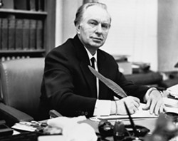THE MAN:  L.Ron Hubbard 1966 - PHOTO COURTESY OF CHURCH OF SCIENTOLOGY