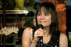 HALLOWEEN JAZZ :  Santa Barbara jazz vocalist Margie Nelson joins the Mike Raynor Group at the Inn at Morro Bay on Oct. 31. - PHOTO COURTESY OF MARGIE NELSON
