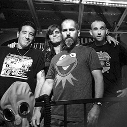 JOIN THE CLUB:  Punk rockers The Bunker Club play Sept. 19 at Camozzi's with three other punk acts. - PHOTO COURTESY OF THE BUNKER CLUB