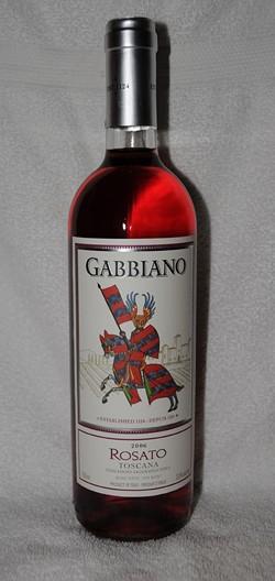 CASTELLO GABBIANO 2006 ROSATO CHIANTI: