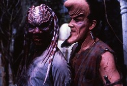 NIGHTBREED: THE CABAL CUT:  One of the most impressive acts of film restoration I've ever seen, Nightbreed: The Cabal Cut was among the notable horror selections at the 2013 Fantastic Fest. - PHOTO COURTESY OF FANSTASTIC FEST