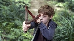 THE USES OF ENCHANTMENT:  A young boy (Kai Oliver Böhne) takes on the forces of the supernatural in 'Moritz und der Waldschrat (Moritz and the Woodwose).' - PHOTO COURTESY OF WENDY EIDSON/SLOIFF