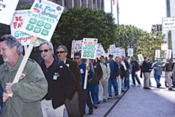 PHOTO COURTESY OF ENGINEERS AND SCIENTISTS OF CALIFORNIA LOCAL 20