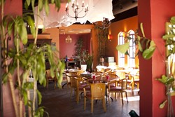MUSICAL CHAIRS :  As the winds of culinary change sweep through San Luis Obispo County, Luna Red is relocating to a new downtown SLO location. - PHOTOS BY STEVE E. MILLER