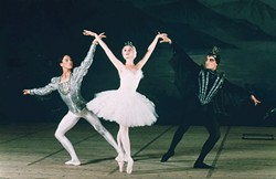 RUSSIAN NATIONAL BALLET THEATRE :  Feb. 10, 7:30 p.m. $16-$44. Info: cami.com/?webid=418. - PHOTO COURTESY OF CAL POLY ARTS