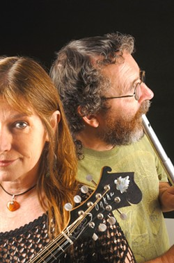 CELTIC AND BEYOND :  Still in a St. Patrick's Day mood? Then check out Four Shillings Short on March 19at Cambria's Vineyard Church. - PHOTO COURTESY OF FOUR SHILLINGS SHORT