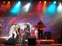 THEY'RE A BEAUTY! :  The iconic '70s and '80s theatrical, satirical band The Tubes plays April 27 at SLO Brew. - PHOTO COURTESY OF THE TUBES