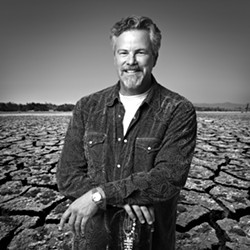 TEXAS TROUBADOUR :  The super amazing singer-songwriter Robert Earl Keen headlines the Live Oak Music Festival on June 14. The festival continues to June 15 and 16 with an amazing line-up, all happening at Live Oak Camp off San Marcos pass. - PHOTO BY PETER FIGEN