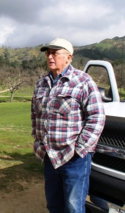 HOME ON THE RANGE :  Money from a voter-approved conservation bond has helped rancher Fred Nick and his family make the decision to never develop their Pozo ranch. - PHOTOS COURTESY OF LAND CONSERVANCY OF SLO COUNTY