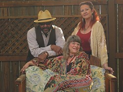 BEST OF THE BEST:  The Karen Tyler Trio is one of several acts performing at the Best of Songwriters at Play 2011 (Part 2) at The Spot on Dec 19. - PHOTO COURTESY OF THE KAREN TYLER TRIO