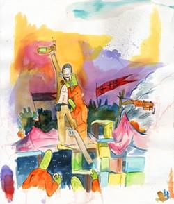 ARTWORK BY NEAL BRETON