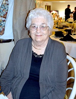 'A GENTEEL LADY' :  Bernie Kautz, who was highly influential in getting Arroyo Grande's Clark Center funded, passed away at 75. - PHOTO COURTESY OF THE CLARK CENTER