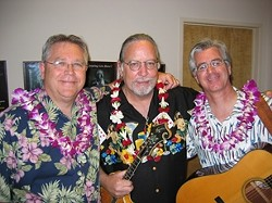 PITCH PERFECT :  Check out the Cache Valley Drifters at Painted Sky Studios on Feb. 18 or Musica Del Rio house concerts on Feb. 19. - PHOTO COURTESY OF CACHE VALLEY DRIFTERS