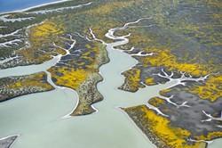 SODA LAKE POINTS: - PHOTO BY BILL DEWEY