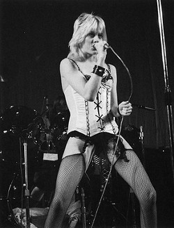 CHERIE OH BABY:  Currie was recruited into The Runaways at the age of 15. - PHOTO COURTESY OF CHERIE CURRIE