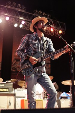 LOVES & LAMENTS:  Jackie Greene brings his soulful Americana to SLO Brew on March 11. - PHOTO BY GLEN STARKEY