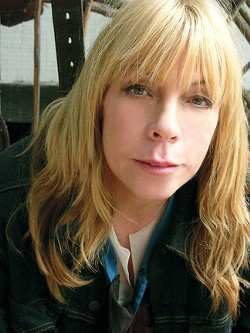 CHUCK E'S STILL IN LOVE :  Rickie Lee Jones is one of the headliners at this weekend's Live Oak Music Festival, June 18-20, and camping and day passes are still available, but hurry! - PHOTO COURTESY OF RICKIE LEE JONES