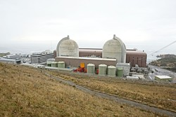 WATER HOG :  State water officials hope to reduce the amount of water intake from such power plants as the one at Diablo Canyon. - FILE PHOTO BY STEVE E. MILLER