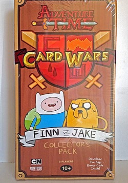 ADVENTURE TIME CARD WARS AT DR. CAIN'S COMICS AND GAMES: - PHOTO BY RHYS HEYDEN