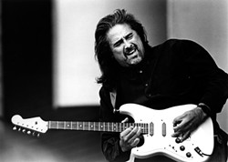 COCORRIFIC :  Blues guitar legend Coco Montoya returns to Downtown Brew for a March 1 show. - PHOTO COURTESY OF COCO MONTOYA