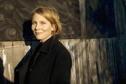 THE JAZZ SINGER:  Long-time Central Coast resident Inga Swearingen will infuse her blend of folksy jazz alongside Anderson. - PHOTO COURTESY OF INGA SWEARINGEN